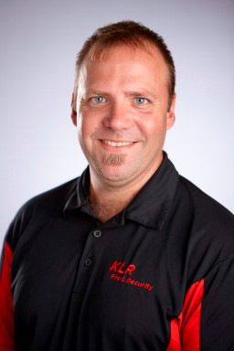 Dave Loebick, KLR Fire and Security