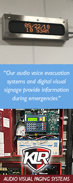 Paging Systems audio voice evacuation